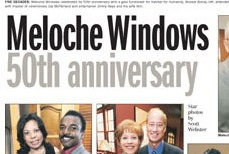 50th Anniversary headline